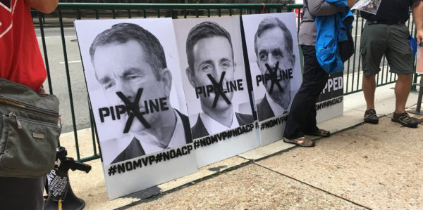 The con at the heart of the Atlantic Coast Pipeline