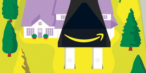 Amazon isn't paying its electric bills. You might be.